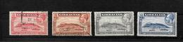 Gibraltar, 1931 KGV Rock Of Gibraltar, Complete Set Used (7263) - Gibraltar
