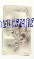 Souvenir De Communion. 1951. Jacques Poivre. Petits Anges Eglise St Nicolas Mons - Astrologie