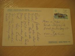 USHUAIA 199? Cancel UPAE Stamp Tierra Del Fuego Austral Post Card ARGENTINA - Argentinien