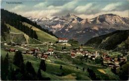 Tschiertschen - GR Graubünden
