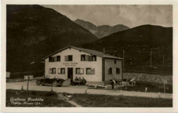 Oberalp Hospiz - Gasthaus Passhöhe - GR Grisons