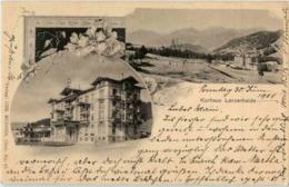 Lenzerheide - Kurhaus - GR Grisons