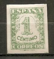 Yv. N° 566  ** MNH  1c  Emission De Burgos  Cote 10 Euro  TBE  2 Scans - 1931-50 Neufs