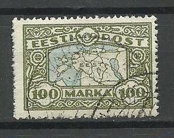 Estland Estonia 1926 Michel 40 O - Estonia