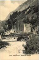 Gotthardbahn - Eisenbahn - UR Uri