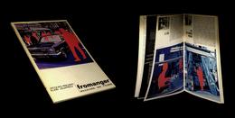 [Mai 68] PREVERT (Jacques) - Fromanger, Boulevard Des Italiens. - Art
