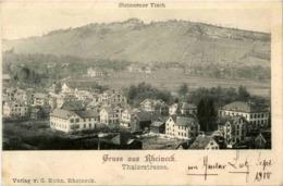 Rheineck - SG St. Gall