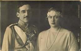 301118 - ROYAUTE ROUMANIE SERBIE YOUGOSLAVIE - Reine MARIE Et ALEXANDRE Ier De Yougoslavie - JULIETTA - Yougoslavie