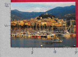 CARTOLINA VG ITALIA - SANREMO SAN REMO (IM) - Il Porto - 10 X 15 - ANN. 2003 - San Remo