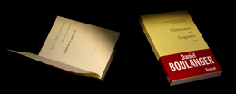 [ENVOI DEDICACE] BOULANGER (Daniel) - Clémence Et Auguste. - Livres, BD, Revues