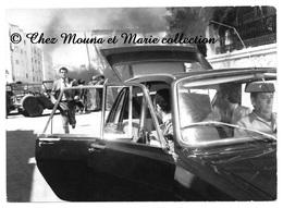 SCENE DE FILM LA VALISE GAUMONT - PHOTO 17.5 X 12.5 CM - Métiers