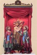 Ferrandina MT - Santino Grande SAN GIUSEPPE Con I Santi Medici Anargiri COSMA E DAMIANO - PERFETTO P84 - Religione & Esoterismo