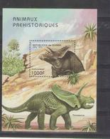 Guinee 1997  Dinosars Prehistorics MNH - Preistorici