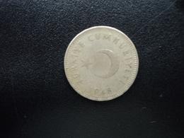 TURQUIE : 50 KURUS   1948   KM 882     TTB - Turquie