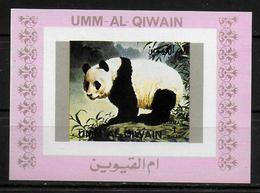 UMM AL QIWAIN  BF De Luxe   * *    NON DENTELE   Ours Panda - Bears