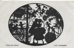 AK 0090  Gerda Luise Schmidt - Lose Liebesgötter / Verlag Voigtländer Um 1920-30 - Silhouettes