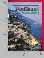 CARTOLINA VG ITALIA - POSITANO (SA) - Panorama Al Tramonto - 10 X 15 - ANN. 2000 - Salerno