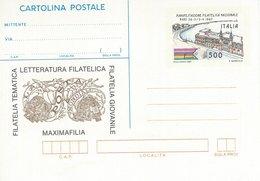 Italy - Cartolina Postale. Manifestazione Filatelica Nazionale Bari. # 07149 - Italy