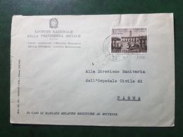 (5627) ITALIA STORIA POSTALE 1967 - 1961-70: Marcophilia