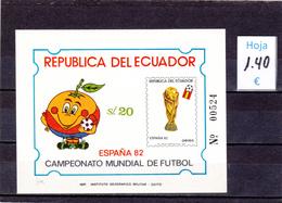 Ecuador  -  Serie Completa Nueva**  NO Dentada  Deportes  - 11/10788 - Ecuador