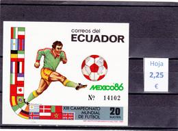 Ecuador  -  Serie Completa Nueva**  NO Dentada  Deportes  - 11/10789 - Ecuador