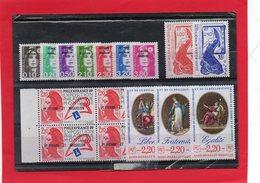 16 Valeurs Neuves ** De St -Pierre Et Miquelon . - Timbres