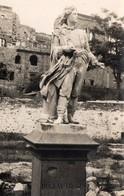 SAINT MALO   - Statue DUGAY TROUIN  Carte Photo - Saint Malo