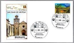 CAMINO DE SANTIAGO - SAN JUAN DE ORTEGA. Burgos 2018 - Cristianismo