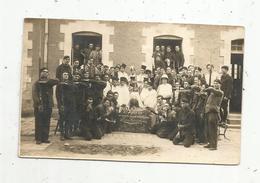 Cp , Carte Photo , Militaria ,militaires Du 3 éme R.A.C. ,PERE CENT , 1931/2 , Vierge - Personnages