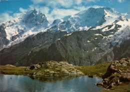 Dep 05 , Cpm  Le Lac LERIE Et Les Massifs De La Meije Et Du Rateau , I.29655 (D9.013) - Francia