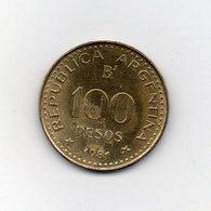 Argentina - 1981 - 100 Pesos - Vedi Foto - (MW1929) - Argentine
