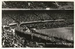 Netherlands, ROTTERDAM, Stadion Feijenoord, Stadium Feyenoord (1950s) Postcard - Rotterdam