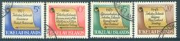TOKELAU - USED/OBLIT - 1969 - Yv 16-19 -  Lot 18347 - Tokelau