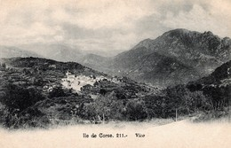 CORSE -  VICO - Ed. Cardinali Nr 211 - France
