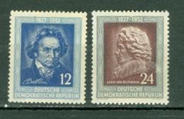 DDR    52/53   * *  TB - [6] République Démocratique