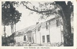 62) Ferme Bombardée Près De AIX-NOULETTE  - Guerre 14/18 - 1.WK - WW1 (1916) - Altri Comuni