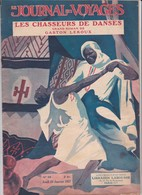 JOURNAL DES VOYAGES N° 89 20 JANVIER 1927 SERBIE ET BOSNIE SERPENTS LA PEROUSE   ACHAT IMMEDIAT - Livres, BD, Revues