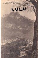 DEPT 74 : édit. L Morand N° 342 : Sallanches Et L Aiguille De Varan - Autres Communes