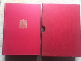 LIBRERIA FILATELICA: THE ROYAL PHILATELIC COLLECTION BY SIR JOHN WILSON...RARO - Filatelia E Storia Postale