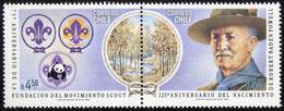 1982 - Chile - Sc. 623 - MNH - Chile