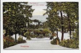 Fontain Of The Public Gardens - Sternberg - China (Hong Kong)