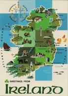 CPM Greetings From Ireland - Irlande