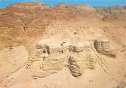 Qumrân Archéologie Grotte - Palestine