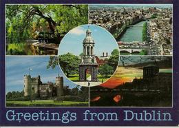 CPM Greetings From Dublin (multivues) - Dublin