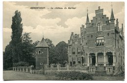 CPA - Carte Postale - Belgique - Herenthout - Le Château De Herlaer (SV6462) - Herenthout