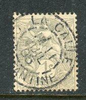 Superbe N° 107 Cachet à Date De La Calle ( Constantine - Algérie 1905 ) - France