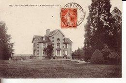L 141 - Combourg - Les Vaulx-Luisants - Combourg