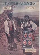 JOURNAL DES VOYAGES N° 90 3 FEVRIER 1927 PAYSANS SERBES ANTACTIDE ''POURQUOI PAS '' BERNARD ET BOUGAULT   ACHAT IMMEDIAT - Livres, BD, Revues