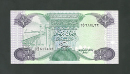 Libya 1/2 Dinar 1984 *** XF+ *** - Libye