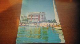 Cartolina:Hotel Commodore Riccione Viaggiata (a31) - Non Classificati